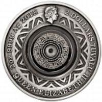 Аверс монеты «Термометр-18»