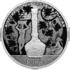 Монета Ювелирное искусство в России (25 рублей)